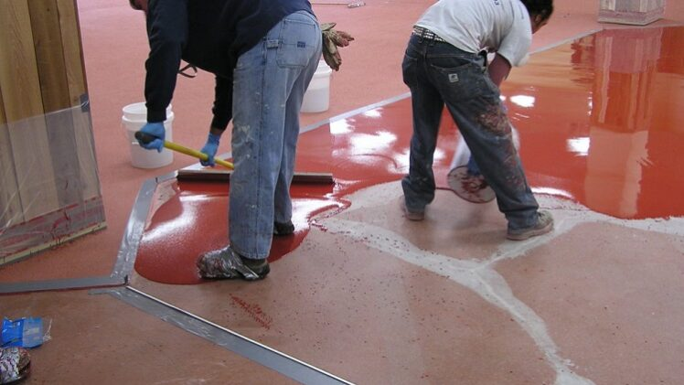 5 Types Of Epoxy Floor Coatings